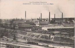 HOMECOURT VUE GENERALE DES USINES DE LA MARINE 1914 - Homecourt