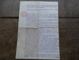 Document Concernant La Brasserie DEHASPE De Houdeng-Aimeries De 1925 - Factures