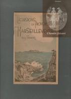 Excursions En Provence Marseilleveyre Par HENRY IMOUCHA - 48  Pages - Provence - Alpes-du-Sud