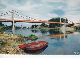 SAINTE FOY LA GRANDE (33-Gironde), Les Ponts, Vallée De La Dordogne,  Barque, Ed. Iris Théojac, 1973 - France