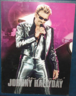 JOHNNY HALLYDAY.Programme Tournée Hiver 2003.36 Pages.Format 320 X 240 - Programmi