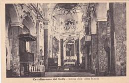 CASTELLAMMARE DEL GOLFO  /   Interno Della Chiesa Matrice - Trapani