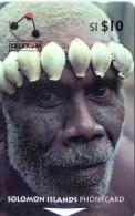 SOLOMON ISL.(GPT)  MAN FROM TURANANA  I0$   CN:02SIC-USED(K) - Solomoneilanden