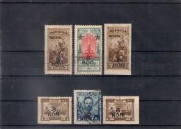 Russia 1927, Michel Nr 335-38, Used - 1923-1991 URSS