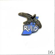 Pin´s Animaux - Oiseaux - Rapace Médicament Rulid. Non Est. EGF. T346-16A - Animals