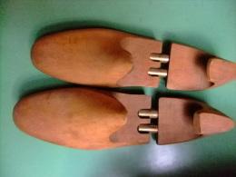 Horma, Antiguo Juego De Hormas Para Zapatos - - Otras Colecciones