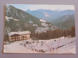 Bs1272)  Passo Maniva - Bagolino - Collio V.T.  -  Albergo Barard - Brescia
