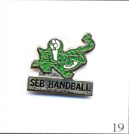 Pin´s Sport - Handball / Club De Beaune (21). Non Est. Métal Peint. T347-19 - Handball