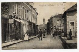 ARDENTES (36) - RUE PRINCIPALE - PNEUS MICHELIN VELO - France