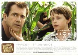 "15J : Movie Film Poster Postcard "" Signs "" No4 - Afiches En Tarjetas"