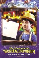 "15J :  Movie Film Poster Postcard ""Mr.Magorium´s Wonder Emporium"" Dustin Hoffman No1 - Afiches En Tarjetas"