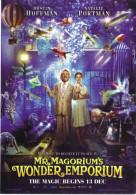 "15J :  Movie Film Poster Postcard ""Mr.Magorium´s Wonder Emporium"" Dustin Hoffman No3 - Afiches En Tarjetas"