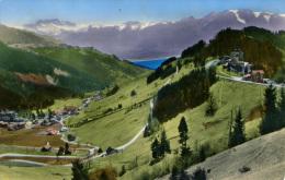 LES AVANTS - Vue Sur Sonloup, Les Alpes De Savoie Et Les Dents Du Midi - VD Vaud