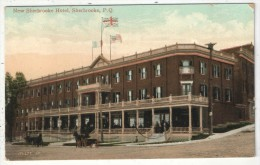 New Sherbrooke Hotel, Sherbrooke, P.Q. - 1909 - Sherbrooke