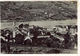 ALESSANDRIA CABELLA LIGURE PANORAMA VISTO DAL PALAZZO 1939 - L260 - Alessandria
