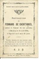 Hannut Merdorp Fernand De Chentinnes - Hannuit