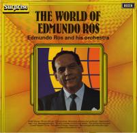 * LP *  THE WORLD OF EDMUNDO ROS (Holland 1969 EX!!!) - Instrumentaal