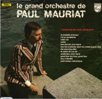 * LP *  PAUL MAURIAT - GOODBYE MY LOVE, GOODBYE (France 1973 EX-!!!) - Instrumentaal