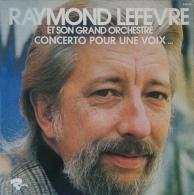 * LP *  RAYMOND LEFEVRE - CONCERTO POUR UNE VOIX (France 1970 EX-!!!) - Instrumentaal