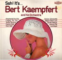 * LP *  SSH! IT'S...BERT KAEMPFERT (England - Instrumentaal