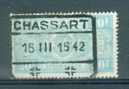 """BELGIE - OBP Nr TR 256 - Cachet """"CHASSART"""" - (ref. VL-6079) - Bahnwesen"""