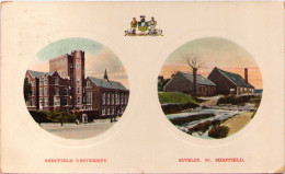 Sheffield University - Rivelin Nr. Sheffield - Sheffield