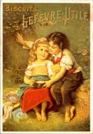 LEFEVRE   UTILE / BISCUITS /LOT 1280 - Publicité