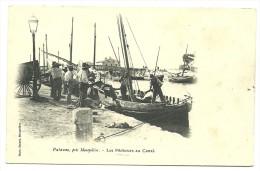 PALAVAS-Les Pêcheurs Au Canal - Palavas Les Flots