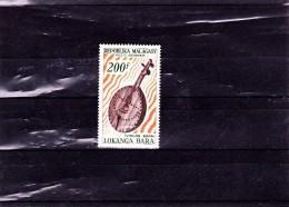 MADAGASCAR : Violon Bara    : Y&T :** : 97 PA - Madagascar (1960-...)