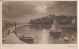 1920 CIRCA RYDE BOATING LAKE - Isle Of Man