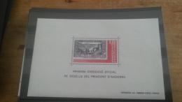 LOT 253298 TIMBRE DE ANDORRE NEUF** LUXE