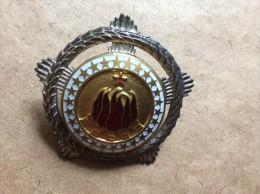 YUGOSLAVIA    ORDEN BRATSTVA I JEDINSTVA  II. RED          MEDAL  AWARD   1943 - Medaglie