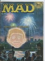 Mad Magazine Issue # 34 August 1957 25 Cts - Boeken, Tijdschriften, Stripverhalen