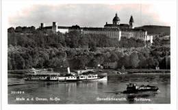 Autriche - Melk An Der Donau - Benediktinerstift - Rollfähre - Bateau - Melk