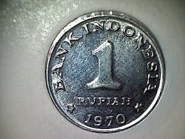 Indonesie 1 Rupiah 1970 - Indonésie