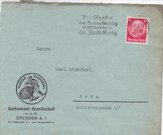 Sachsenoel-Gesellschaft Dresden 1934 - Allemagne