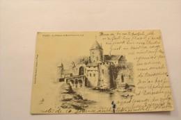 (NI14)  Wassy Le Château De Marie-Stuart En 1549 - Wassy