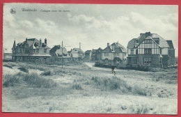 Westende - Cottages Dans Les Dunes ( Verso Zien ) - Westende