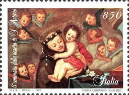 Italia 1995 Scott 2041 Sello * Cent. Nacimiento San Antonio De Padua 850L  Italy Stamps Timbre Italie Briefmarke Italien - 6. 1946-.. República