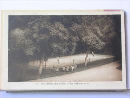 58 - POUILLY SUR LOIRE - LE TENNIS - ANIMEE - Pougues Les Eaux