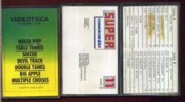 LOTTO 3 CASSETTE COMMODORE 64 - Commodore