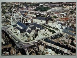 Nivelles, Vue Aérienne, Centre Ville - Nivelles