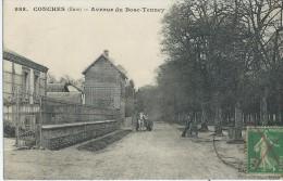 CONCHES  ( 27 )  - Avenue Du Bosc Tenney - Conches-en-Ouche