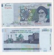 Iran 20 000 RIS - Iran