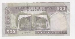 Iran  500 RIS - Iran