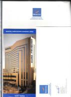 Zuid Korea Hotel Reklame Briefhoofden, Enveloppen En Documentatie - Hotel Labels