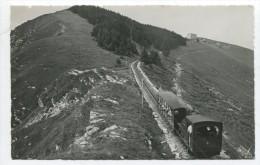 Monte Generoso - Treni