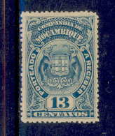 Mozambique Company - 1919 Postage Due Elephants 13 C - Af. P 38 - MH - Mozambique