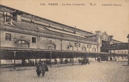 75 PARIS La Gare D'Austerlitz - Métro Parisien, Gares