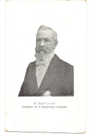 Emile LOUBET Pr�sident.........C